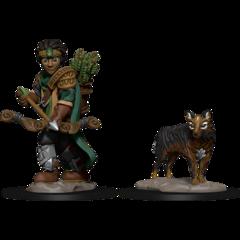 Wardlings- Boy Ranger & Wolf