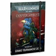 Warhammer 40K Chapter Approved Mission Pack Grand Tournament 2020