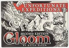 Gloom Second Edition: Unfortunate Expeditions