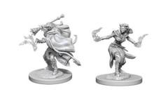 Nolzur's Marvelous Miniatures Female Tiefling Warlock