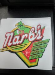 Narb's Decal