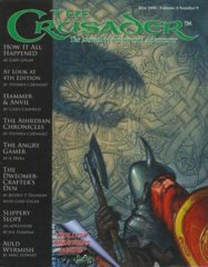 The Crusader May 2008 Volume 4 Number 9