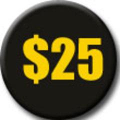 $25 Tournament