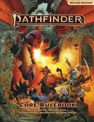 Second Edition Pathfinder Core Rulebook