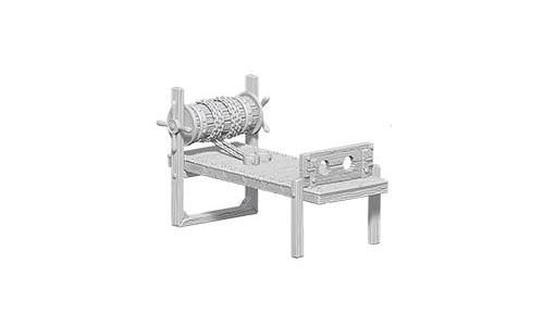 Deep Cuts Unpainted Miniatures - Torture Rack