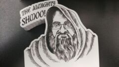 The Almighty Shmoo Decal (Small)