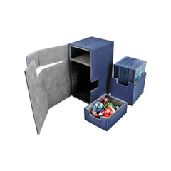 Flip n Tray Xenoskin Deck Case - Blue