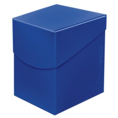 Ultra Pro: Pro Deck Box: ECLIPSE PACIFIC BLUE