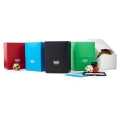 Red Dragon Shield Deck Box