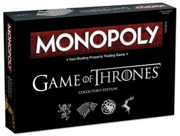 MONOPOLY®: Game of Thrones™ Collector's Edition