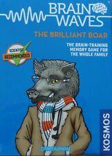 Brain Waves: The Brilliant Boar