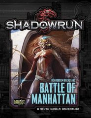 Shadowrun Battle of Manhattan