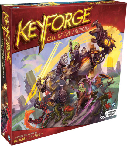 Keyforge: Call of the Archons 2 Player Starter Kit