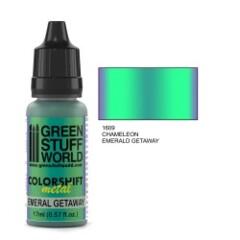 Colorshift Metal Emerald Getaway