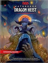 Dungeons and Dragons: Waterdeep - Dragon Heist