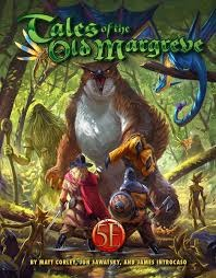 Tales of old margreve Players Guide