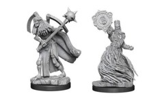 Deep Cuts Unpainted Miniatures - Liches