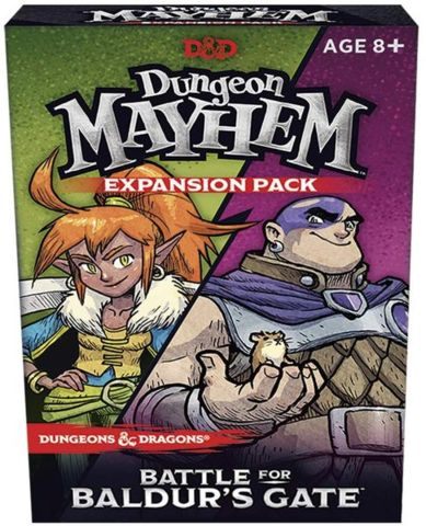 Dungeon Mayhem Expansion Pack
