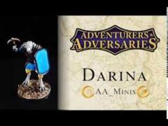 Adventurers & Adversaries: Darina