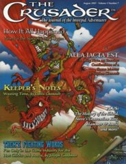 The Crusader August 2007 Volume 3 Number 7
