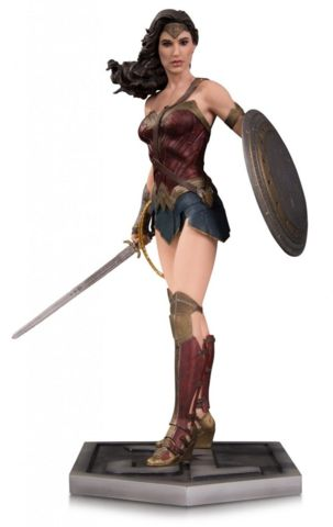 Justice League Wonder Woman Collectable