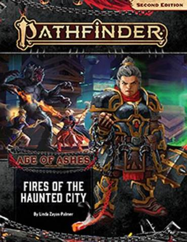 Pathfinder: Fires of the Haunted City