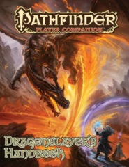 Pathfinder: Dragonslayer's Handbook