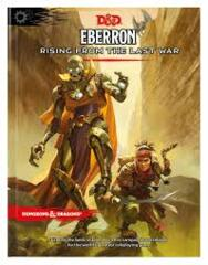 Dungeons And Dragons; Eberron
