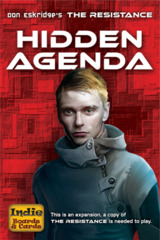 The Resistance Expansion: Hidden Agenda