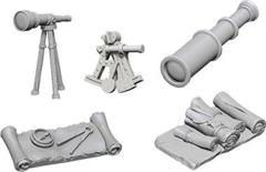 WizKids Deep Cuts Unpainted Miniatures: Navigators Pack