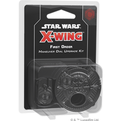 Star Wars X-wing: First Order Maneuver Dial