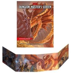 Dungeons & Dragons: Dungeon Master Screen