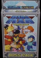 Mega Man: The Board Game Boss Pack