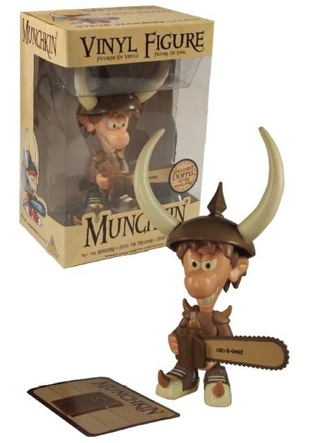 MAD AL - Munchkin Vinyl Figure Dopple Spyke Funko - Toys » Funko ...