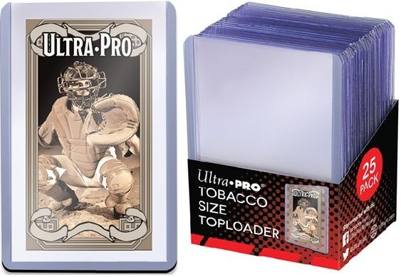 Packs of ultra pro regular clear top loader card holders