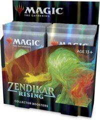 Zendikar Rising Collector Booster Pack Display (12 Packs)