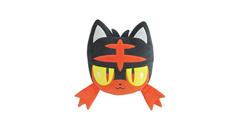 Pokemon 13 Litten Cushion