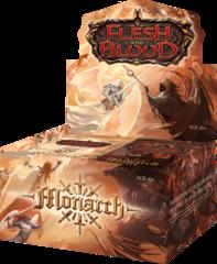 Monarch Booster Box - 1st Edition