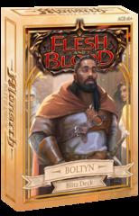 Monarch - Boltyn Blitz Deck
