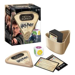 TRIVIAL PURSUIT Harry Potter - Quickplay Edition