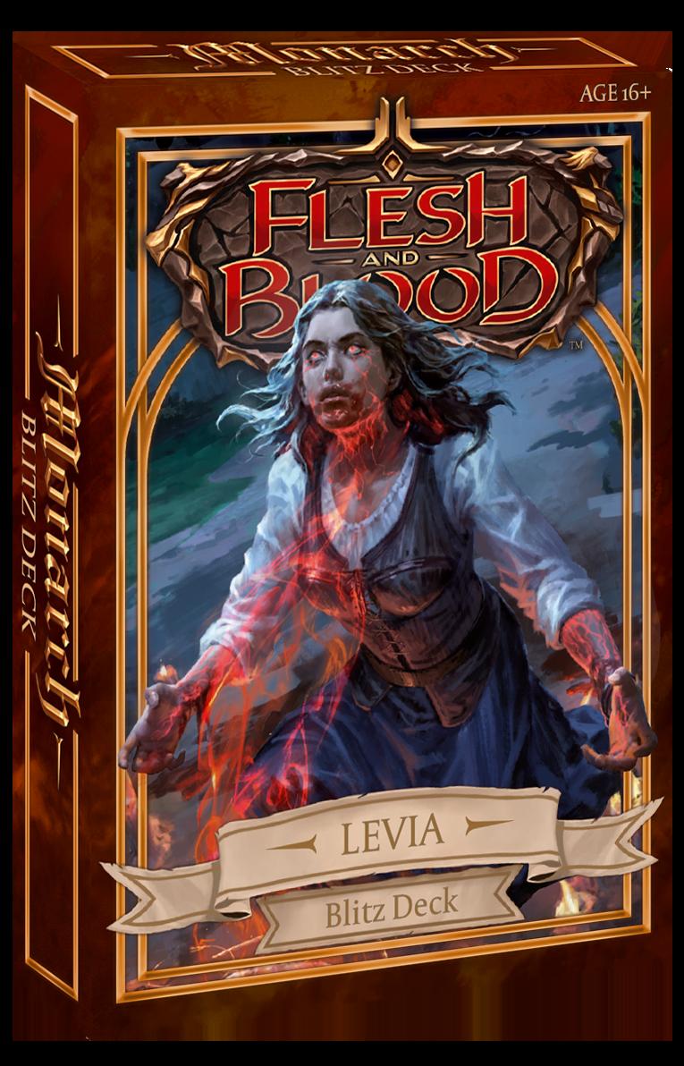 Monarch - Levia Blitz Deck