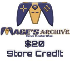 $20 Virtual Gift Card - Account Credit