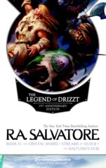 The Legend of Drizzt - 25th Anniversary Edition - Book 2 in Paperback