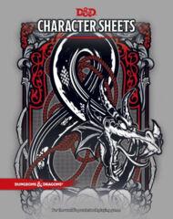 5th Edition Character Sheets (Set of 24 Sheets)