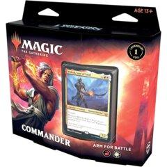 Commander Deck - Commander Legends: Arm for Battle