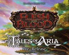 Tales of Aria Prerelease Kit