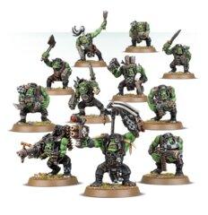 Orks: Ork Boyz