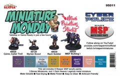 Miniature Monday - Cyber Police