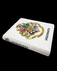 Dragon Shield Zipster Binder - Hogwarts