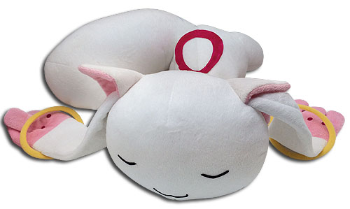 Madoka Magica - Kyubey Sleeping Plush